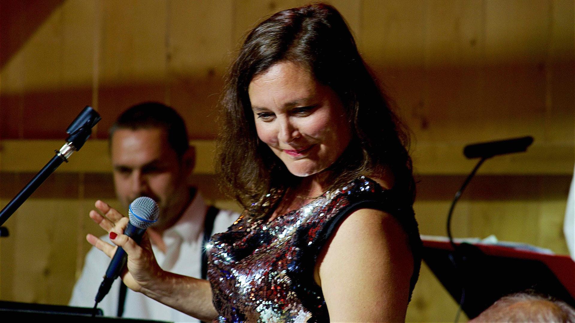 Madame chante le Blues.JPG